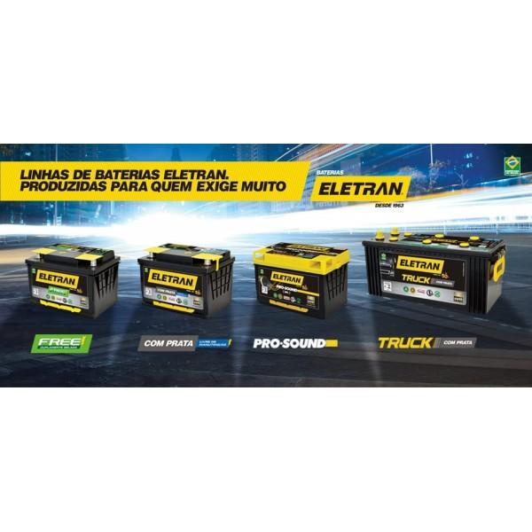 Bateria de Automóvel Preço Acessível  na Barra Funda - Bateria Automotivo