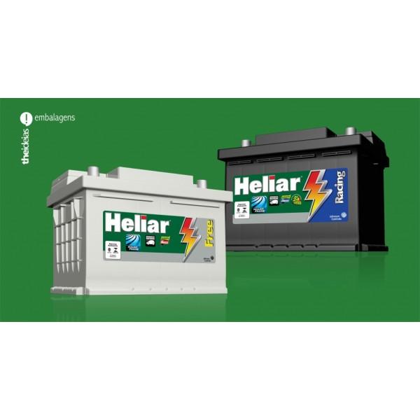 Bateria Heliar em Embu das Artes - Bateria Heliar Preço em Osasco
