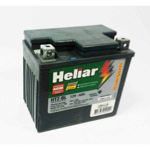 Bateria Heliar Menor Valor no Campo Belo - Bateria Heliar Preço em São Paulo