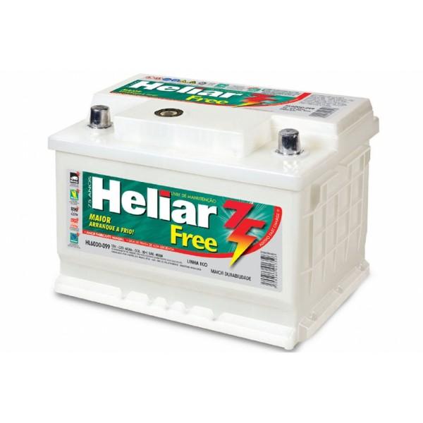Baterias Heliar Preço em São Domingos - Bateria Heliar Preço