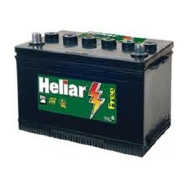 Baterias Heliar Valor em Itapevi - Bateria Heliar Preço em Guarulhos