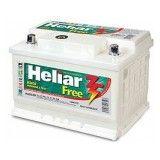 Bateria de veículo melhor valor em Higienópolis