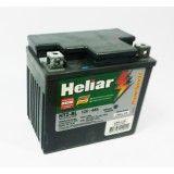 Bateria heliar com menor valor no Campo Limpo