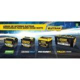 Baterias automotivas menor preço em Jandira