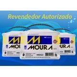 Baterias Moura menores preços em Embu Guaçú