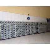 Baterias Moura no Pacaembu