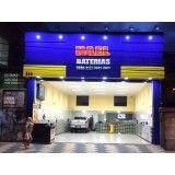 Lojas de Baterias